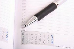 Kalendarz online CRM